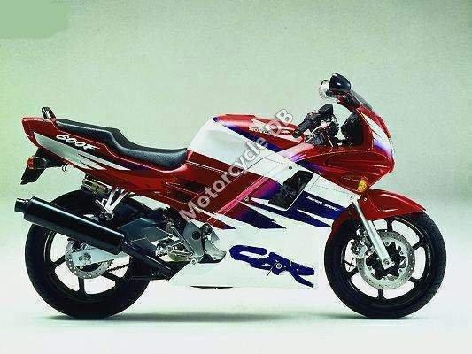 Honda CBR 600 F 1994 8505