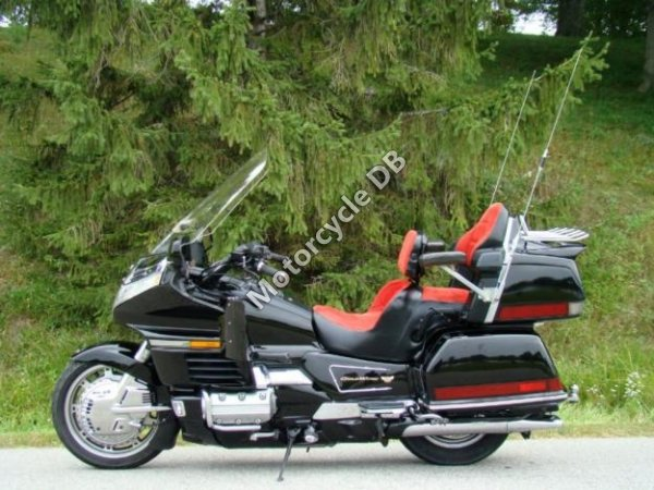 Honda GL 1500 SE Gold Wing 1999 13120 Thumb