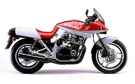 Suzuki GSX 1100 S Katana 1984 11130