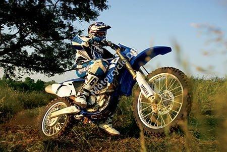 Yamaha WR 450 F (2006)
