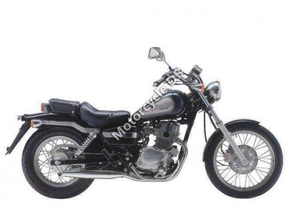 Honda CMX 250 Rebel 1998 3923