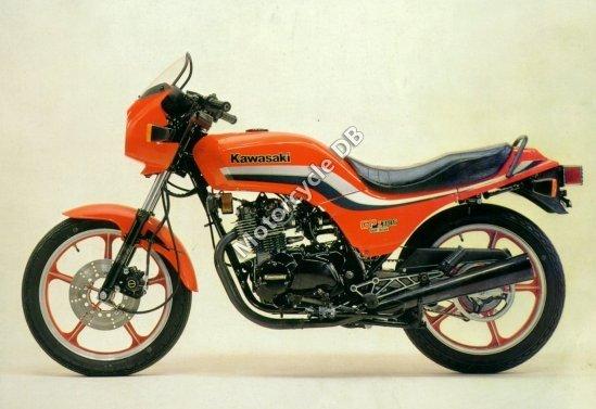 Kawasaki GPZ 305 Belt Drive 1987 8017