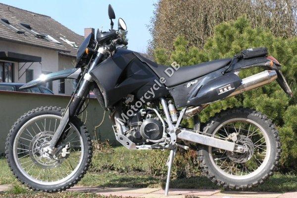 KTM 640 LC4 Enduro 2006 14035