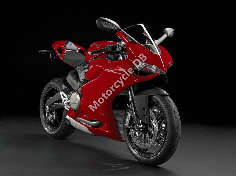 Ducati 899 Panigale 2014 31709