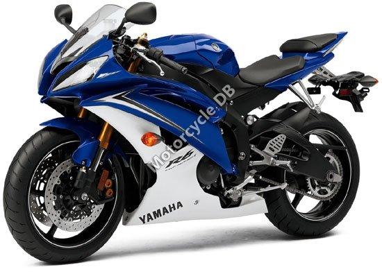 Yamaha YZF-R6 2010 4480