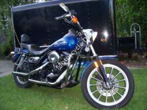 Harley-Davidson FXLR 1340 Low Rider Custom 1989 16501