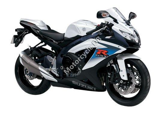 Suzuki GSX-R750 2010 4367