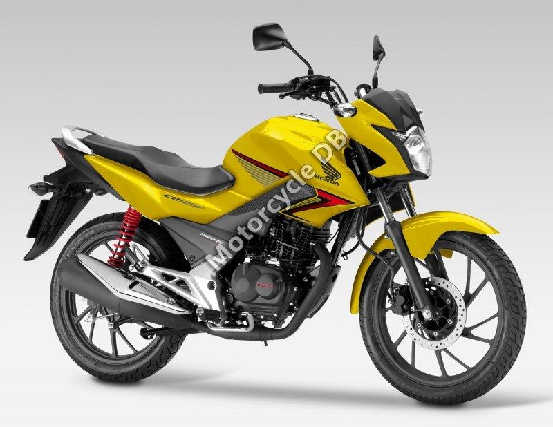 Honda CBF125 2017 30543