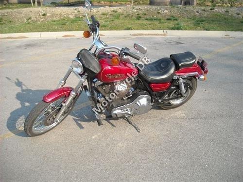 Harley-Davidson 1340 Dyna Low Rider 1993 7977