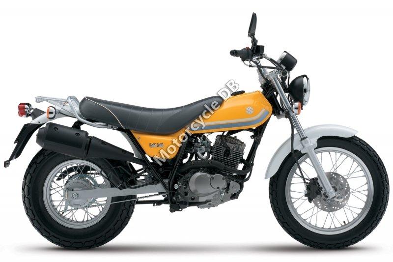 Suzuki VanVan 125 2009 28348