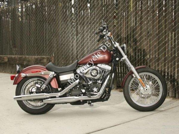 Harley-Davidson FXDB Dyna Street Bob 2008 6676