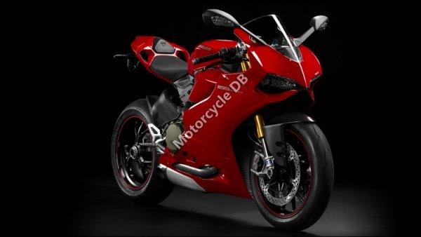 Ducati 1199 Panigale S 2014 23387