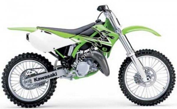 Kawasaki KX 125 2002 16603