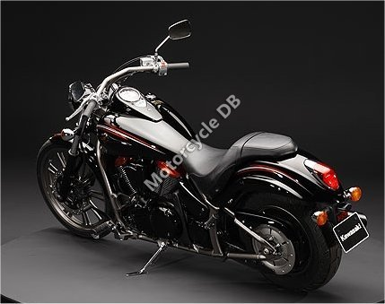 Kawasaki VN 900 Classic 2011 17004