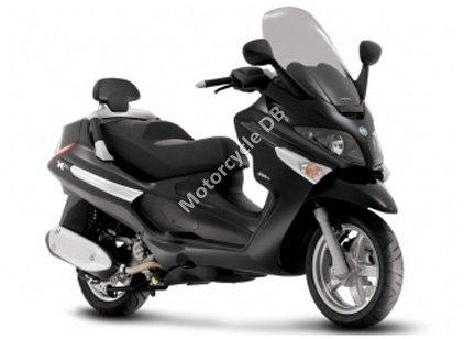 Piaggio XEvo 125 2008 10216