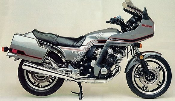 Honda CBX 1981 16399