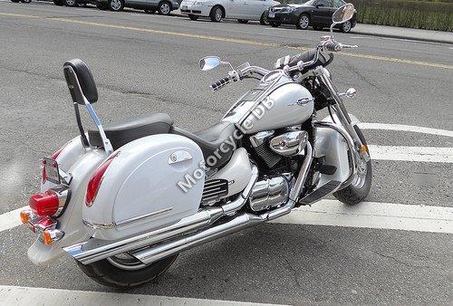 Suzuki Boulevard C90T 2011 7467