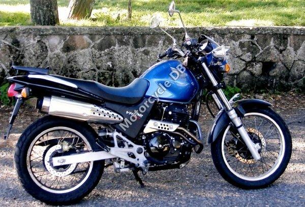 Honda Vigor 650 2000 21159