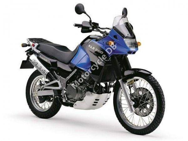 Kawasaki KLE 500 2002 1656