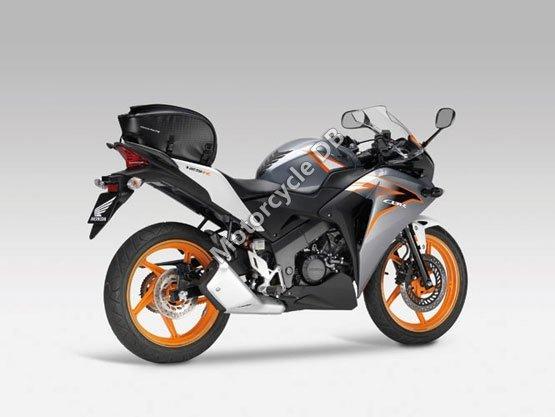 Honda CBR125R 2011 6216