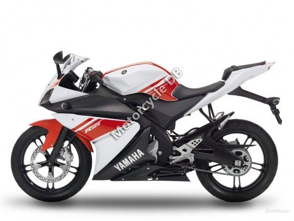 Yamaha YZF-R125 2012 21978