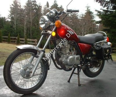 Suzuki GNX 250 E 1984 12897