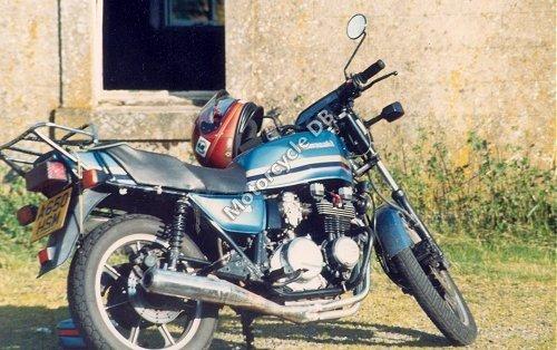Kawasaki Z 750 Sport 1983 9582