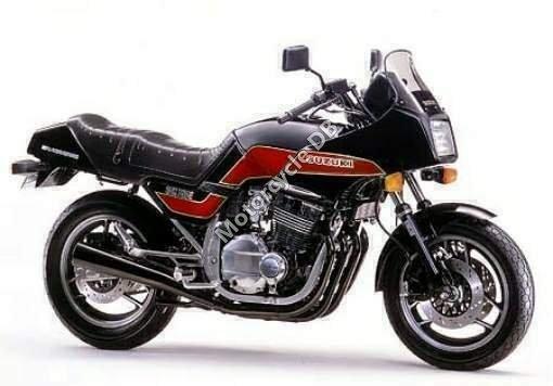 Suzuki GSX 750 ES 1984 8626