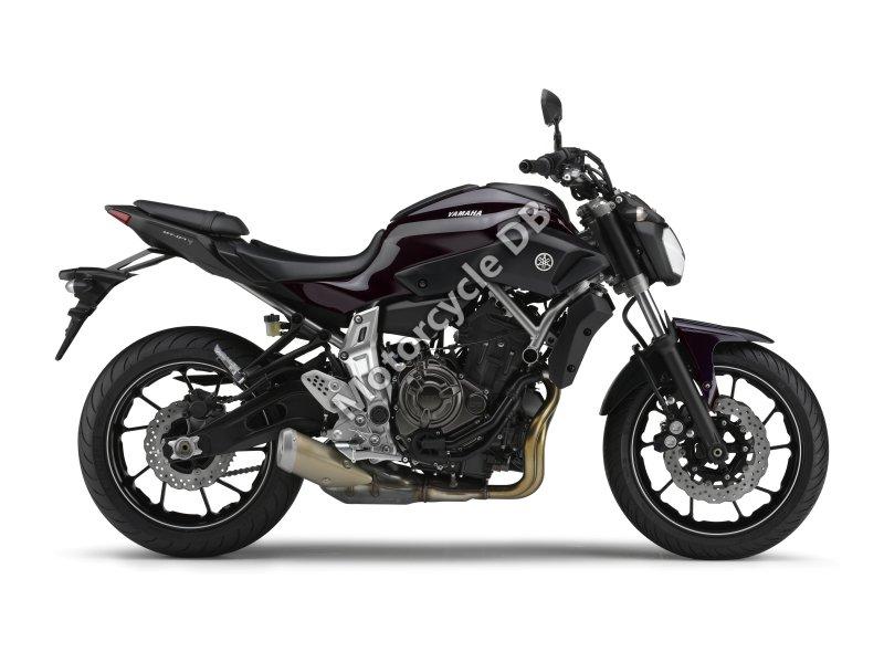 Yamaha MT-07 2016 26016
