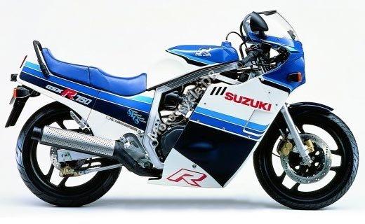 Suzuki GSX 750 EF 1985 19105