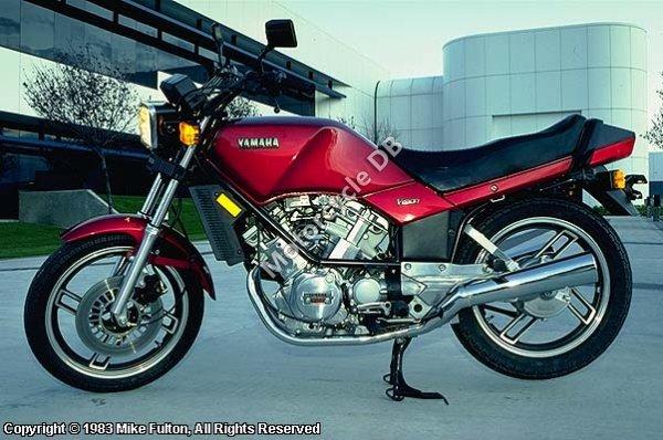 Yamaha XS 400 DOHC 1984 9345