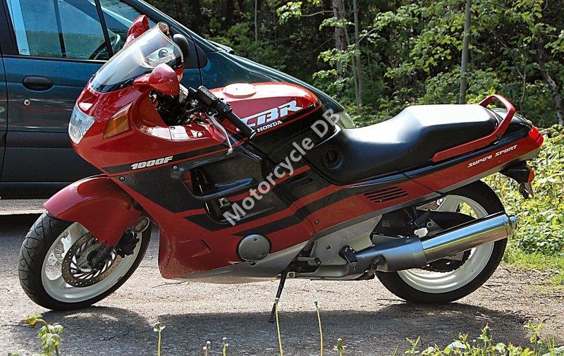 Honda CBR 1000 F 1989 30026