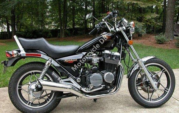 Honda CB 550 SC 1983 11874