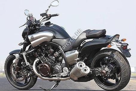 Yamaha VMAX 2011 8549