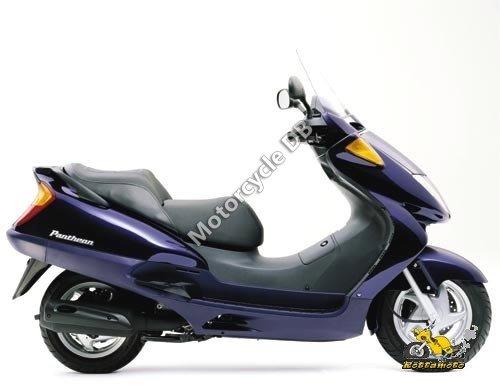 Honda Pantheon 125 2002 11277