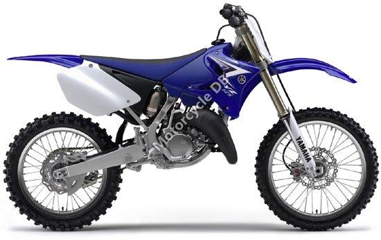 Yamaha YZ125 2010 4536