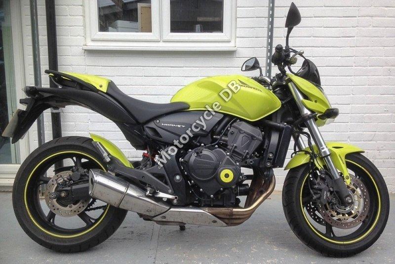 Honda CB600F Hornet 2009 29619