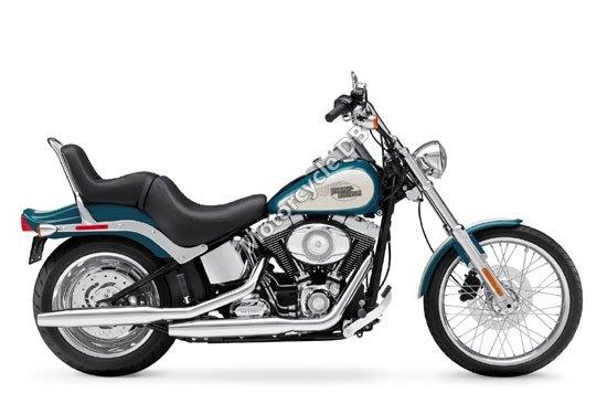Harley-Davidson FXSTC Softail Custom 2009 3130