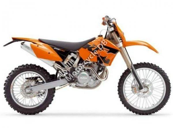 KTM 200 EXC 2006 13299