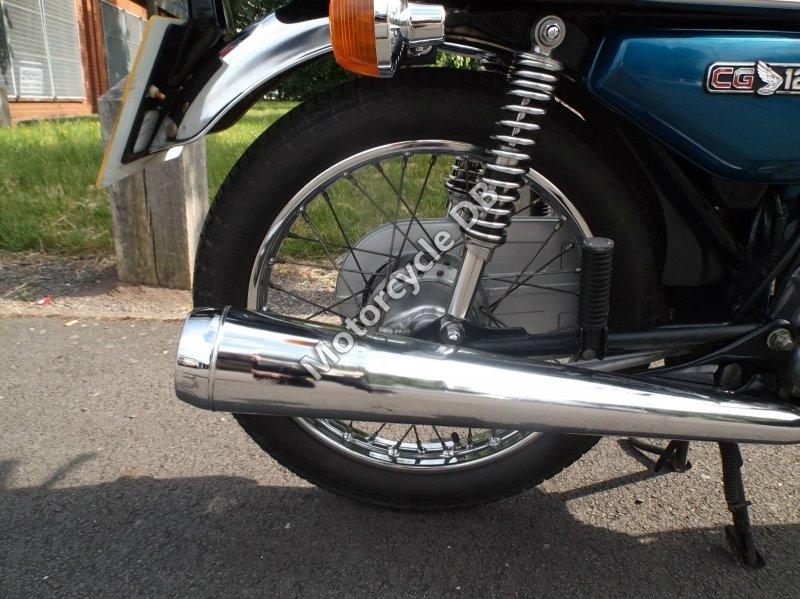Honda CG 125 1997 30448