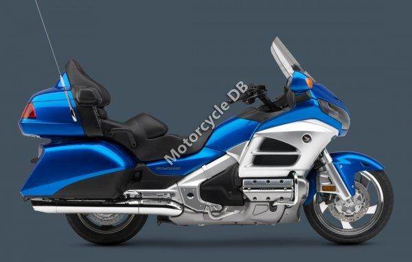 Honda Gold Wing Audio Comfort Navi XM ABS 2013 22789