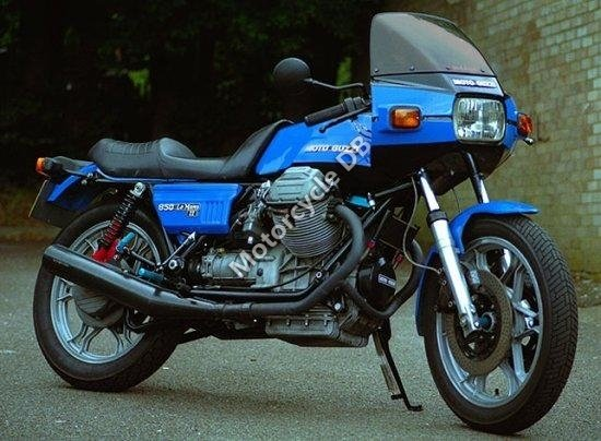 Moto Guzzi 850 Le Mans II (1981)