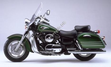 Kawasaki VN 1500 Classic Touring 1998 12902