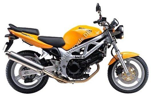 Suzuki SV 650 2001 27974