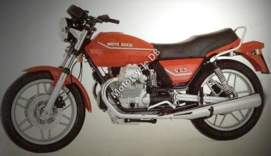 Moto Guzzi V 65 1982 19291