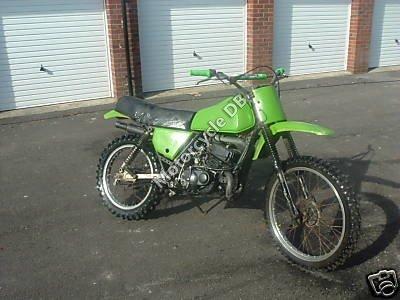 Kawasaki KE 175 1981 7608