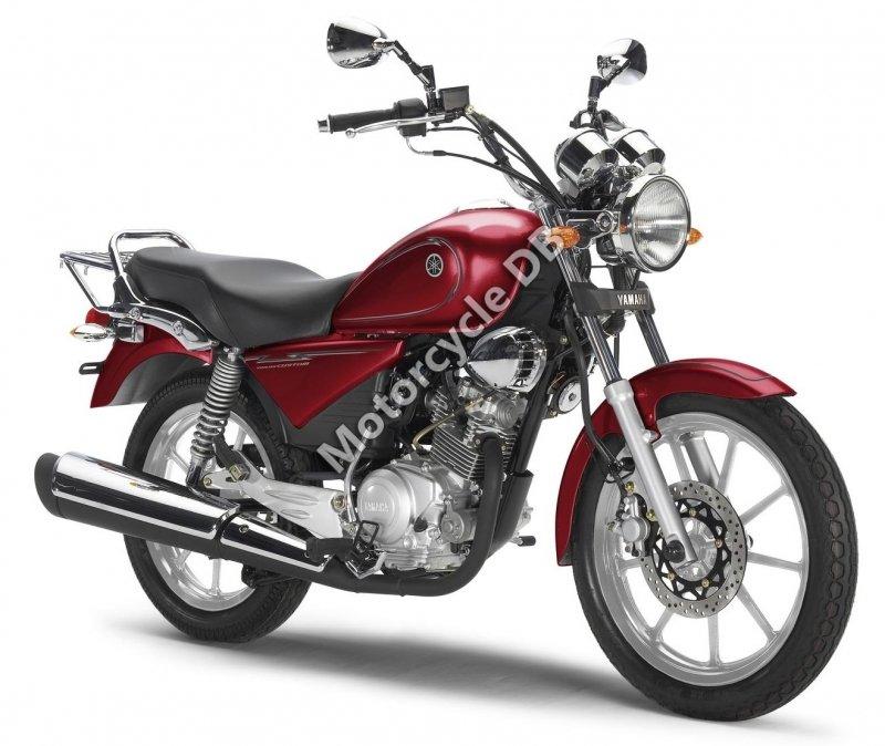 Yamaha YBR125 Custom 2008 25893