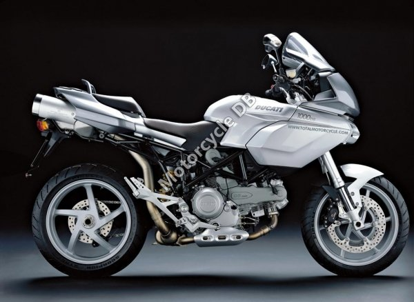 Ducati Multistrada 1000 DS 2005 5789