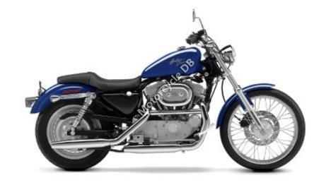 Harley-Davidson XL 53C Sportster Custom 53 2002 19527
