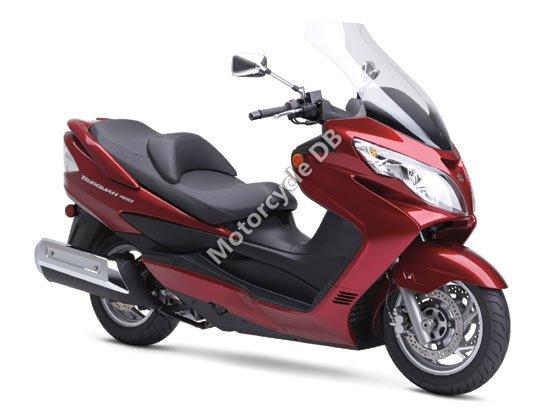Suzuki Burgman 400 2008 2768